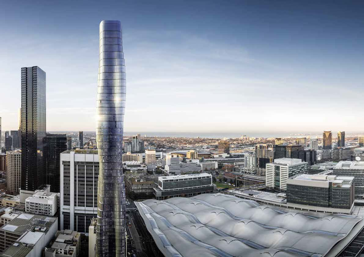 Premier Tower - Buy Melbourne Apartments