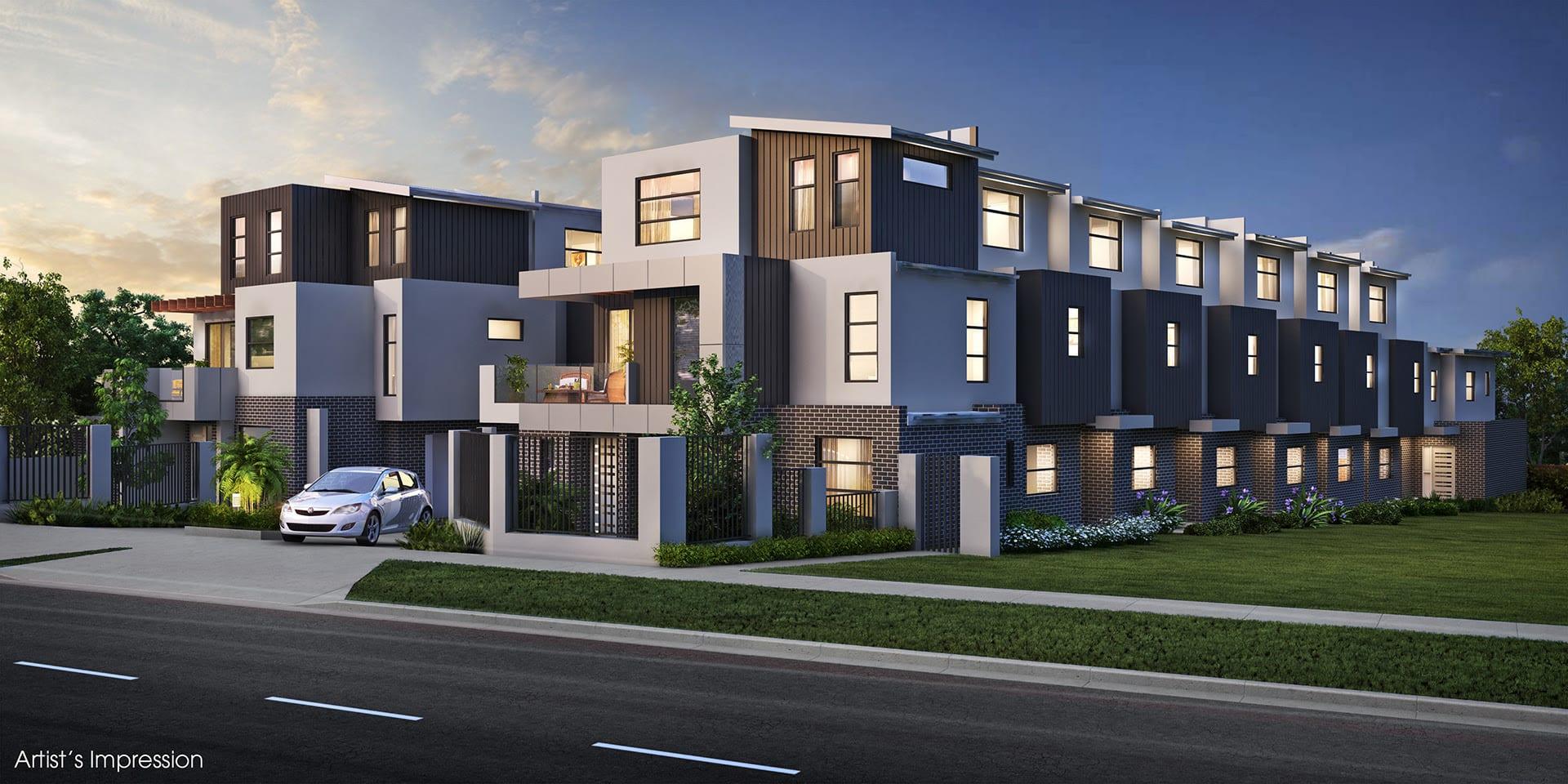 Queens Terrace - Buy Melbourne Apartments